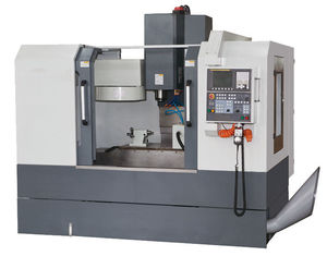 China High Capacity Used CNC Milling Centers / 24 Ton 3 Axis Machining Center supplier