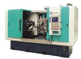 Cnc Gun Drilling Machine / Multi Axis CNC Drilling Machine High Capacity