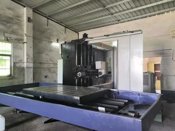 China Gundrilling 2000 CNC Deep Hole Drilling Machine 0 - 3000mm / Min Spindle Feed distributor