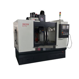 China 3 Axis 4 Axis Cnc Vertical Machining Center 12000 RPM Max Speed BT40 distributor