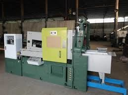 China High Load Used Die Casting Machine / Automatic Die Casting Machine 380v factory