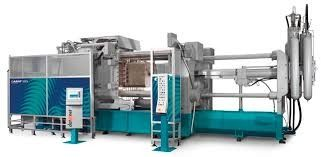 China High Speed Metal Die Casting Machine Adopt PLC Programmable Controller distributor